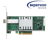X520-SR1 E10G41BFSR 10Gb Single Port Ethernet Converged Network Adapter W/ SFP+ Transceiver