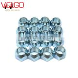 Golf cart parts EZGO chrome lug nuts