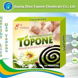 TOPONE Brand Perfume Black Mosquito Coil, Herbal Mosquito coils