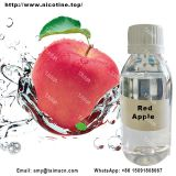 Free Sample: Red Apple Concentrated Litchi Flavor/ Flavour