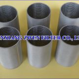 SS Sintered Filter Tube