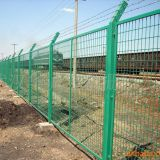 Wholesale Cheap Galvanized Steel Bending Welded Wire Mesh Fence For Solar Power Plant