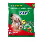 Plant Fiber Herbal Mosquito And Insect Repellent Incense Coils