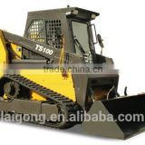 0.5m3 small mini skid steer loader with attachments