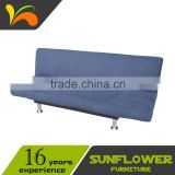 Wholesale fancy sofa furniture for hotel using futon fabric sofa bed sale