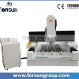 High qualtiy FS9015 3d cnc stone sculpture machine for marble granite                                                                         Quality Choice