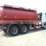 LOW PRICE!! SINOTRUK HOWO sewage suction truck slurry vaccum truck