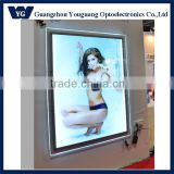 New Stylish Photo Frame Advertising Crystal LED Light Box