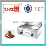 China Non-stick Stainless Steel Flat Plate Gas Grill Griddle