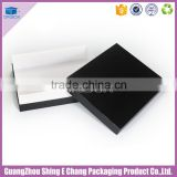 2016 cheap artificial leather cheap pillow gift lace shorts paper custom garment boxes