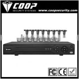 Easy Installation Outdoor HD CVI Kit CMS Sony 1080P Kit 8CH HD 1080P CVI System