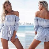 Womens designer one piece party dress women apparel summer dress clothing sexy off shoulder dress