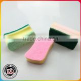 Kitchen useful dish cleaning colorful sponge                                                                         Quality Choice