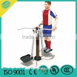 Double pendulum device outdoor fitness equipment MBL-10703