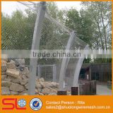 Bird Protection Stainless Steel Wire Rope Netting