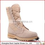 2015 New Fashion desert boots//Military Canvas Combat Boots Kaki Ranger Boots
