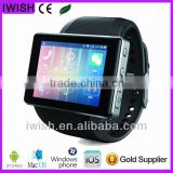 2014 new android 4.0 smart watch for iphone