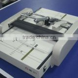 Hot Sale Table Top Desktop book binding machine Automatic A3 Folding and Binding Machine for books