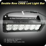 "Goldrunhui RH-L0453 4x4 Led Light Bar 11"" 120w Double Row Offroad Led Light Bar For Trucks Atv SUV"