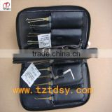 TD T20pc Open Kit ocksmith tool, lock pick KLOM 20 Hook Picks