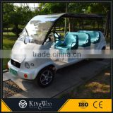 Kingwoo 6 seat battery operated golf carts