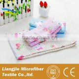 Woven Fabric bright color comforter sets kitchen towel disposable towe cheap home textile