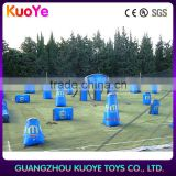 inflatable paintbal bunkers for laser tag games,psp paintball bunker for sale,inflatable bunkers manufacturer