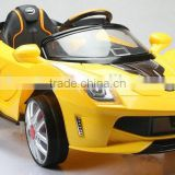 Cool design 2 Motors and 2 battery rechargeable battery operated toy car,battery baby toy car,kids toys