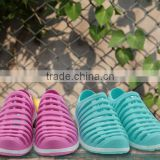 garden eva form shoes slippers plastic garden shoes for woman girl