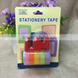 Manufacturers selling car tape dispenser color tape stationery a tape dispenser with a pencil sharpener