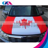 custom promotion use car engine hood flag                                                                         Quality Choice