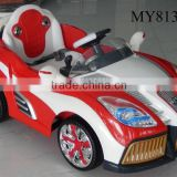 New Red Toy Car with Remote Control Kids Battery Operated Toy Car green r/c ride on baby car