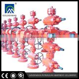 API wellhead and christmas tree