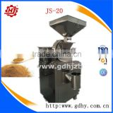JS-20 spice grinding machine almond pulverizer maca pulverize machine rice crushing machine
