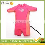 baby wetsuits diving suits