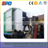 Package Biological activated sludge sewage treatment plant