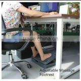 Library comfortable folding footrest