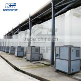 Climate Controlled Unit for Mushroom Cultivation Room