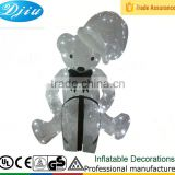 DJ-544 christmas decoration inflatable polar japanese toy teddy bear