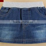 children's clothing kidswear girl's denim skirt child denim skirts baby skirt denim kids denim skirt