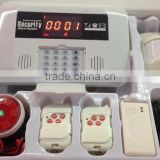 Dual Network GSM PSTN Wired Wireless Home Burglar Security Alarm System                                                                         Quality Choice