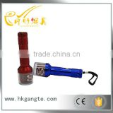GT5035 Flashlight is designed electric multicolor simple rapid herb /tobacco /weed grinding machine OEM