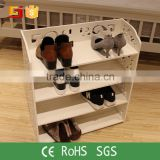 New Boot Rack Organizer Home Shoe Storage Stand Holder wooden Shoe Rack