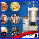Automatic type Hydraulic oil machine sesame oil mill cocoa butter oil extruder from Dingsheng brand
