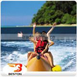 Beston cheap used inflatable banana boat prices for sale