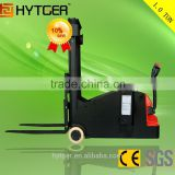HYTGER 1.2Ton Capacity Electric Walkie Stacker