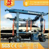 Top Crane Manufacture Hengyuan 200t Boat yacht lifting crane, sailboat lift
