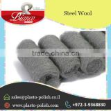 Stainless Steel Wool Scourer Roll for Cleaning and Polishing