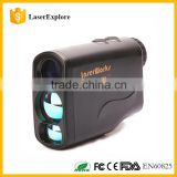 China 6*21 OEM upgraded 600PRO multifunction telescope range finder for hunting and golf
