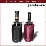 wine bottle gel cooler wrap ice pack individual wine bottle cooler single bottle electric wine cooler